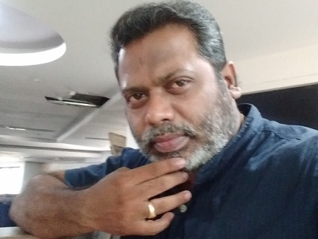 Yogeshwaran