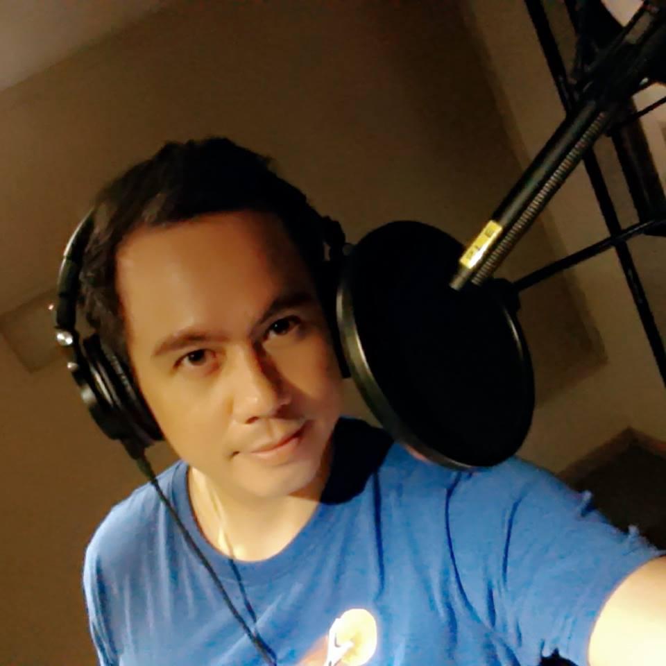 Pocholo, Makati City, Filipino, VoiceMaster, Voice Talent Male Voice